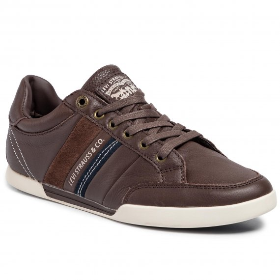 Sneakersy LEVI'S - 229810-700-29 Dark Brown