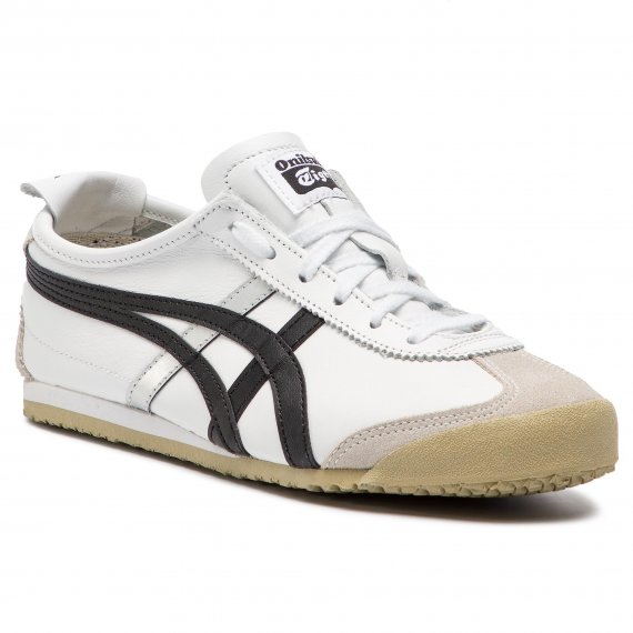 Sneakersy ASICS - ONITSUKA TIGER Mexico 66 DL408 White/Black 0190