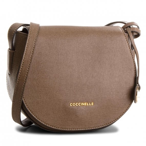 Torebka COCCINELLE - CF5 Clementine E1 CF5 15 02 01 Taupe N75