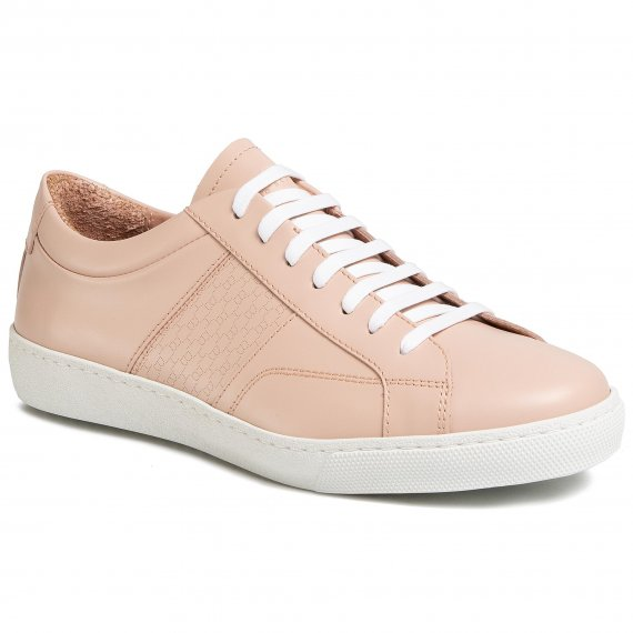 Sneakersy BOSS - Olga Low Cut 50429812 10217184 01 Light Beige