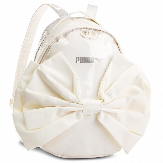 Plecak PUMA - Prime Archive Backpack Bow 075625 02 Whisper White