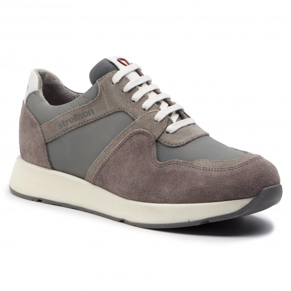 Sneakersy STRELLSON - Trail 4010002633  Light Grey 801