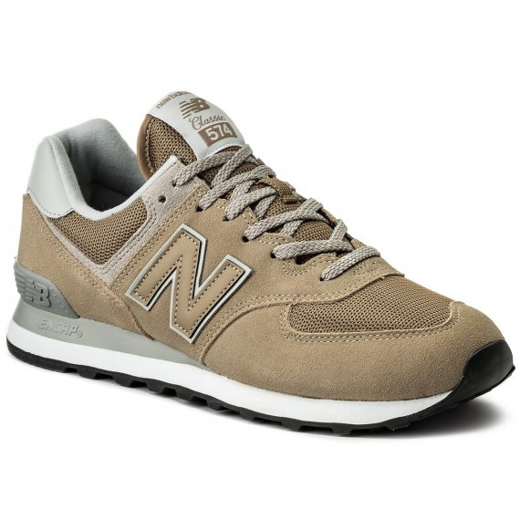 Sneakersy NEW BALANCE - ML574EBE Brązowy