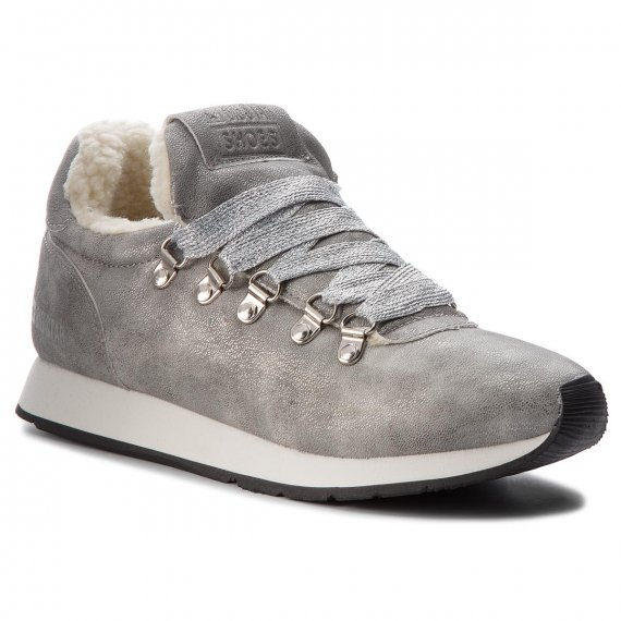 Sneakersy BIG STAR - BB274258 Silver