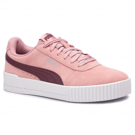 Sneakersy PUMA - Carina 369864 06 Bridal Rose/Vineyard Wine