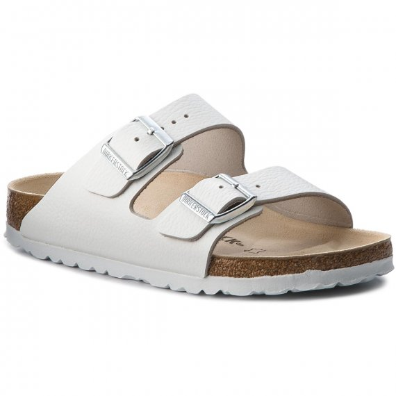 Klapki BIRKENSTOCK - Arizona Bs 0051133 White