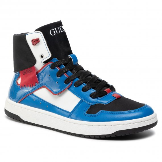 Sneakersy GUESS - Dunk Hi FM8DNK ELE12 BLUE