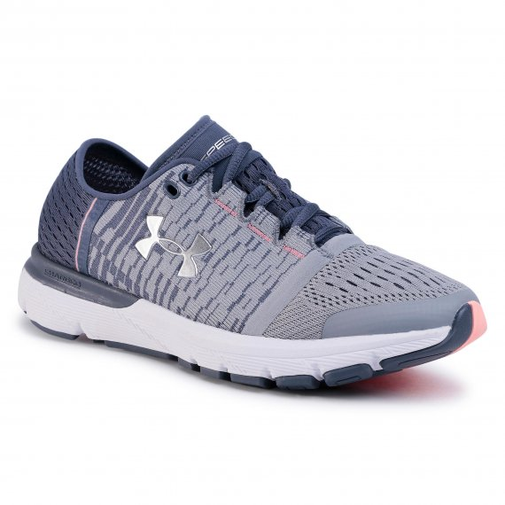 Buty UNDER ARMOUR - Ua W Speedform Gemini 3 Gr 1298662-035 Stl/Apg/Msv
