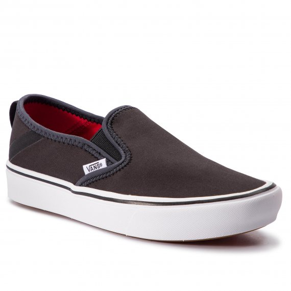 Tenisówki VANS - Comfycush Slip VN0A3WME6BT1  Black/True White