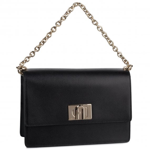 Torebka FURLA - 1927 1064448 B BAFI ARE Nero
