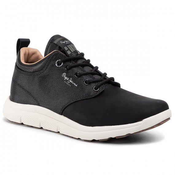 Sneakersy PEPE JEANS - Hike Smart Boot PMS30566  Antracite 982