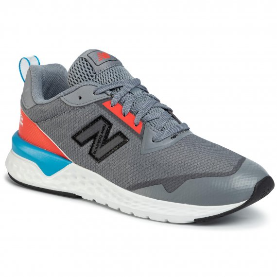 Sneakersy NEW BALANCE - MS515RB2  Szary