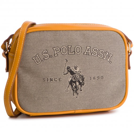Torebka U.S. POLO ASSN. - Virginia H Crossbody Bag BEUVG0466WJP/300 Yellow