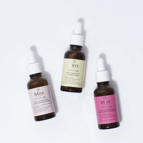 BEAUTY.lab Trio