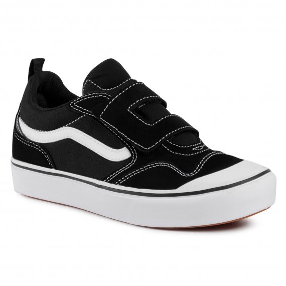 Tenisówki VANS - Comfycush New Sko VN0A4UH96BT1 Black/True White