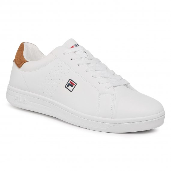 Sneakersy FILA - Crosscourt 2 F Low 1010276.85T White/Chipmunk