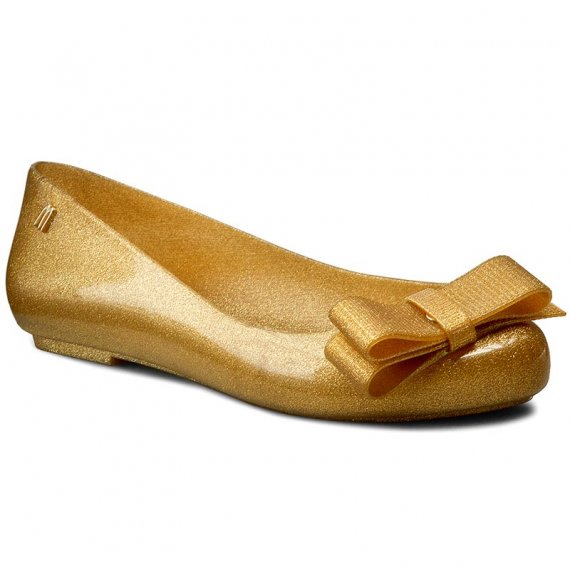 Baleriny MELISSA - Space Love + Jason Wu 31856 Gold 03664
