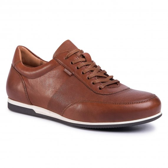 Sneakersy GINO ROSSI - MI08-C666-667-04 Brown