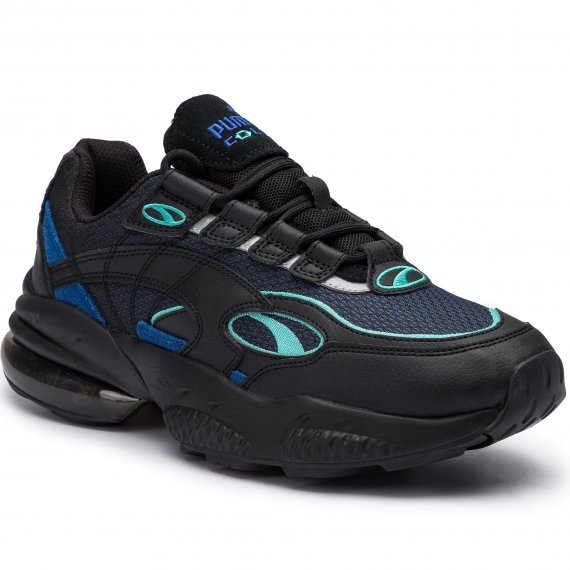 Sneakersy PUMA - Cell Venom Alert 369810 02 Puma Black/Galaxy Blue