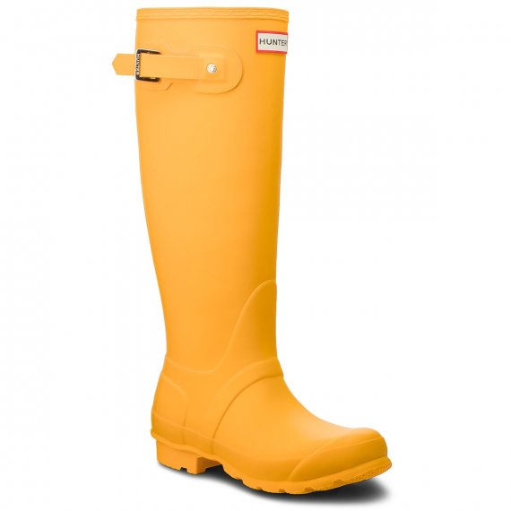 Kalosze HUNTER - Org Tall WFT1000RMA Yellow