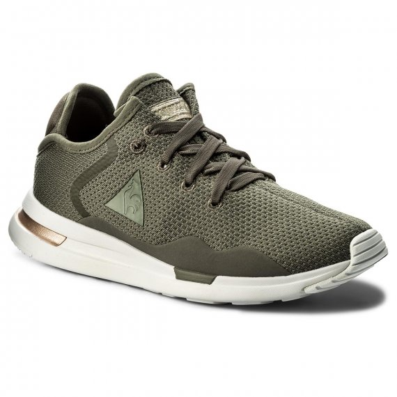 Sneakersy LE COQ SPORTIF - Solas W Sparkly 1810337 Olive Night/Old Bras
