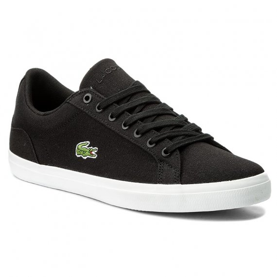 Sneakersy LACOSTE - Lerond Bl 2 Cam 7-33CAM1033024 Blk