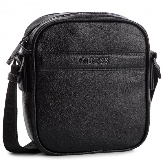Saszetka GUESS - City HM6712 POL93 BLA