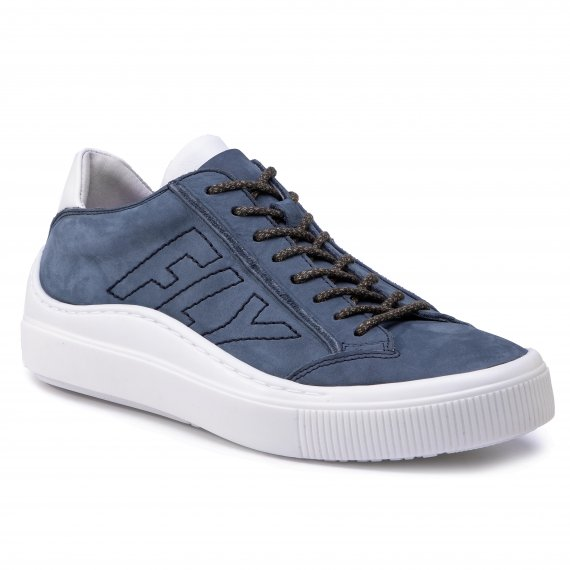 Sneakersy FLY LONDON - Sepafly P601355003 Blue Grey/Offwhite White Sole
