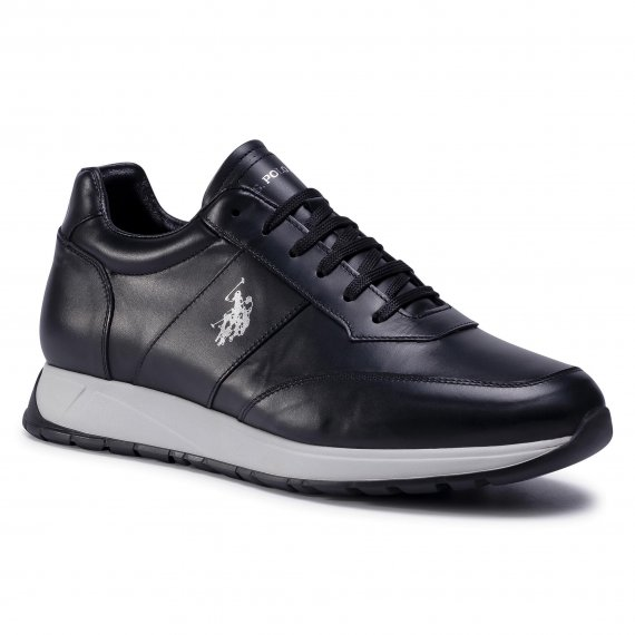 Sneakersy U.S. POLO ASSN. - Nicky NICKY4122W0/L1 Blk