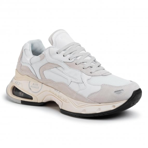 Sneakersy PREMIATA - Sharky 023 White