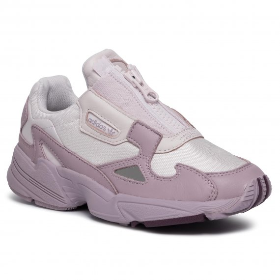 Buty adidas - Falcon Zip W EF1953 Orctin/Sofvis/Purbea