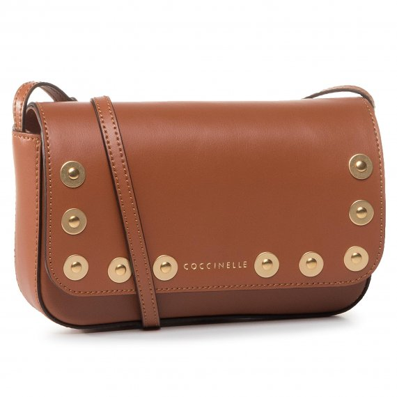 Torebka COCCINELLE - FV3 Mini Bag E5 FV3 55 M6 22 Tan W09