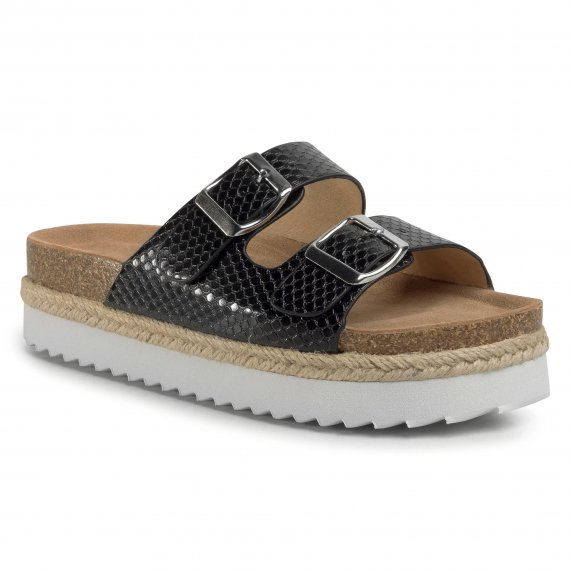 Espadryle REFRESH - 69645 Black