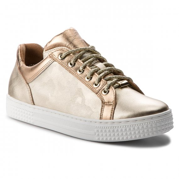 Sneakersy KAZAR - Casilda 32842-16-13 Gold