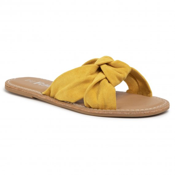 Klapki REFRESH - 69687  Yellow