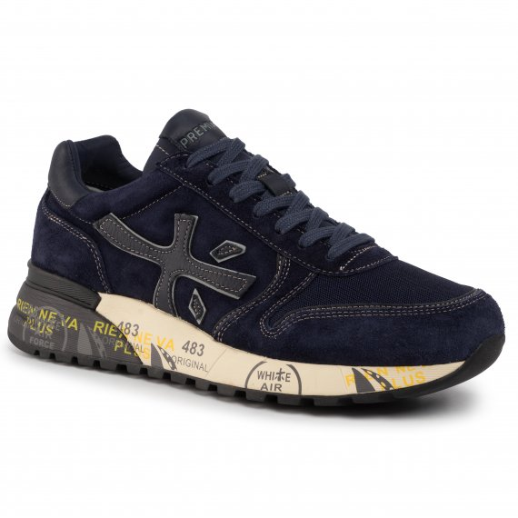 Sneakersy PREMIATA - Mick 4055 Blue