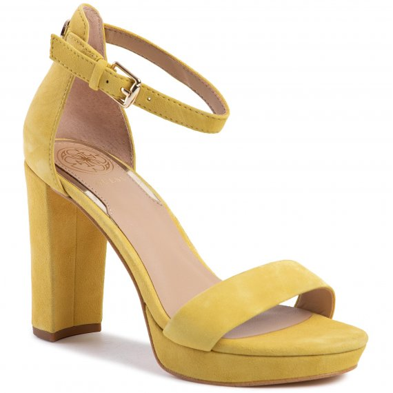 Sandały GUESS - Omere FL5ORE SUE03 YELLOW
