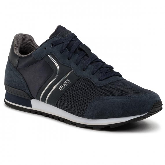 Sneakersy BOSS - Parkour 50433661 10214574 01 Dark Blue 402