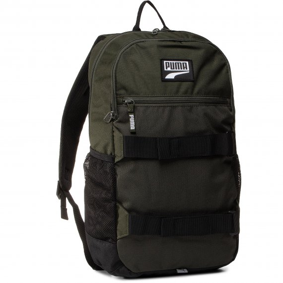 Plecak PUMA - Deck Backpack 076905 08 Forest Night