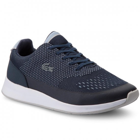 Sneakersy LACOSTE - Chaumont 118 3 Spw 7-35SPW00257E9 Nvy/Lt Blu