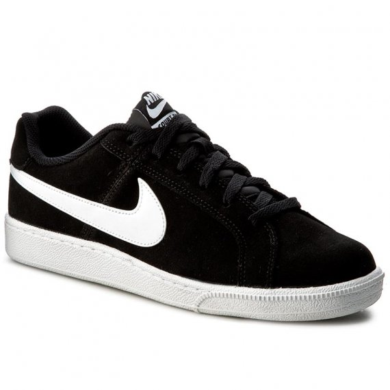 Buty NIKE - Court Royale Suede 819802 011 Black/White
