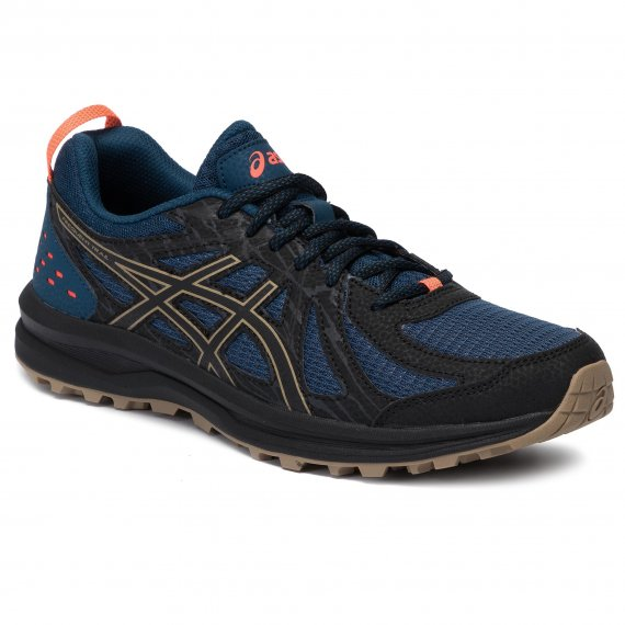 Buty ASICS - Frequent Trail 1011A034  Mako Blue/Black 403
