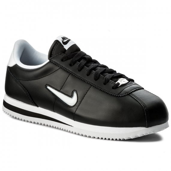 Buty NIKE - Cortez Basic Jewel 833238 002 Black/White