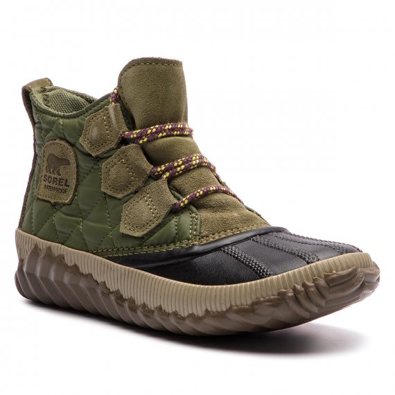 Botki SOREL - Out N About Plus NL3152 Hiker Green 371