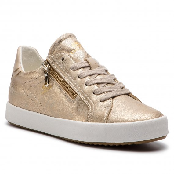 Sneakersy GEOX - D Blomiee C D926HC 0PVBC CH65A Lt Taupe/Beige