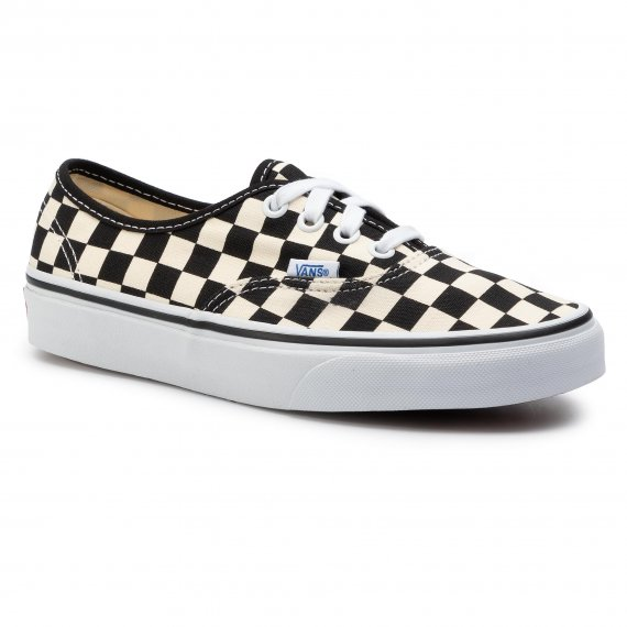 Tenisówki VANS - Authentic VN000W4NDI01 (Golden Coast) Blk/Whtckr