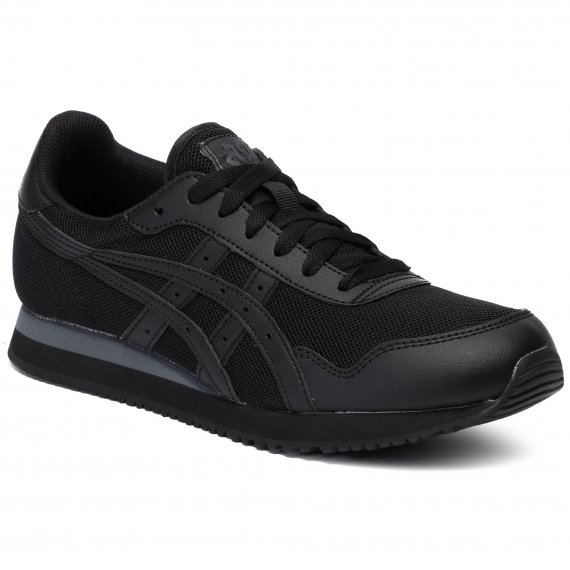 Sneakersy ASICS - TIGER Runner 1191A207  Black/Black 001