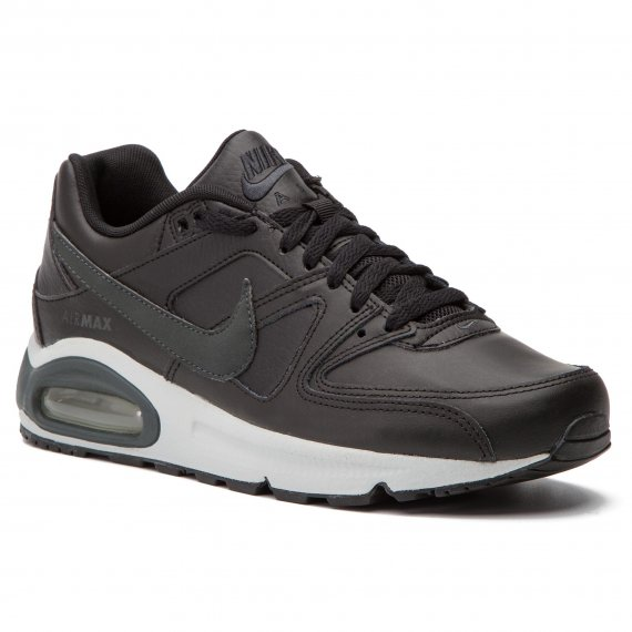 Buty NIKE - Air Max Command Leather 749760 001 Black/Anthracite/Neutral Grey