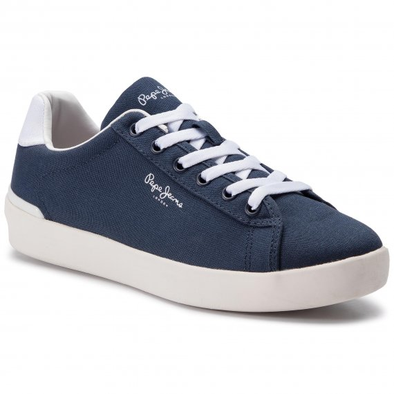 Sneakersy PEPE JEANS - Roland Basic PMS30522 Navy 595