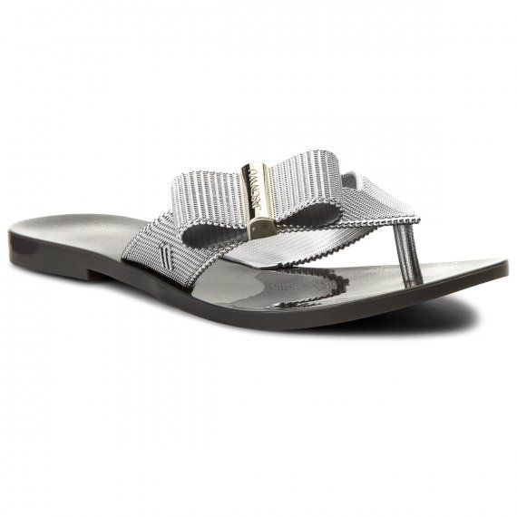 Japonki MELISSA - Girl Chrome + Jason Wu 32386 Grey/Silver 50802